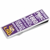 Louisiana State University Tiger Pride Money Clip