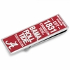University of Alabama Crimson Pride Money Clip