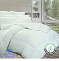 300TC Tencel 750 Loft Hungarian White Goose Down Comforter