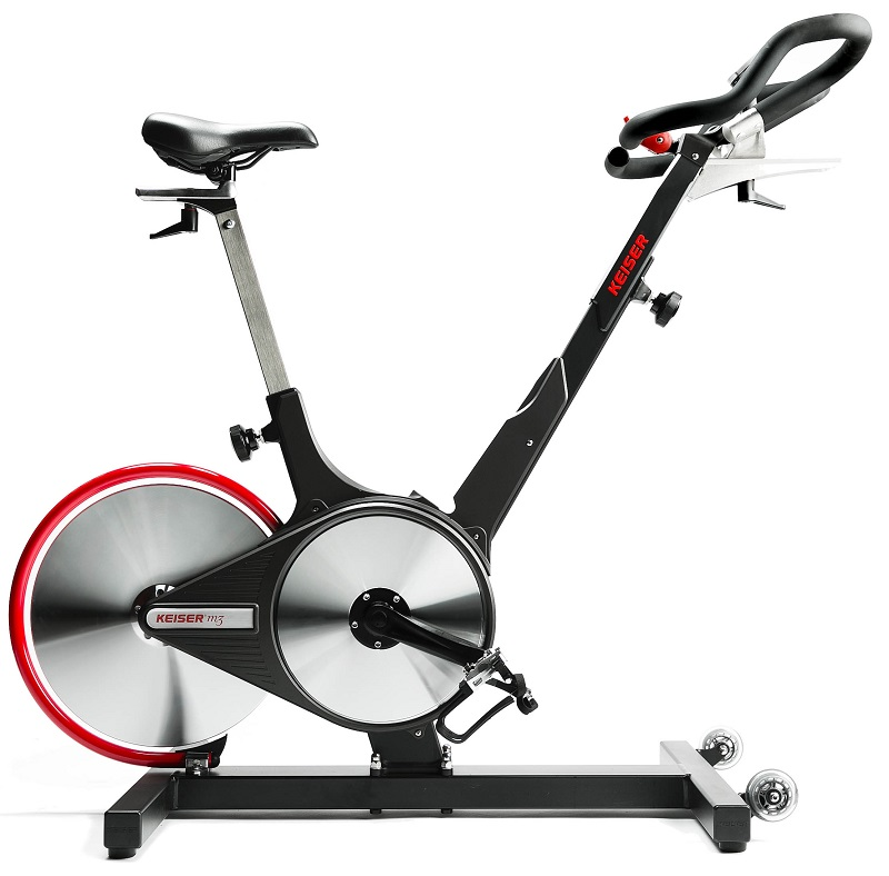 Keiser M3i Indoor Cycle The Fitness Outlet