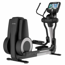 Life Fitness Platinum Club Series Elliptical Cross-Trainer with Discover SE Tablet Console