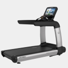 Life Fitness Platinum Club Series Treadmill with Discover SE Tablet Console