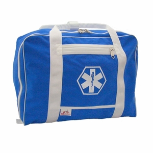 200BS GEAR BAG BLUE WITH STAR OF LIFE