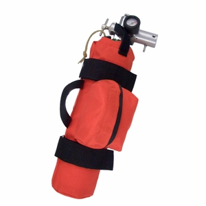 475OR OXYGEN D CYLIDER SLEEVE WITH POCKET