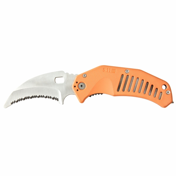 5.11 Tactical LMC Curved Rescue Blade Knife
