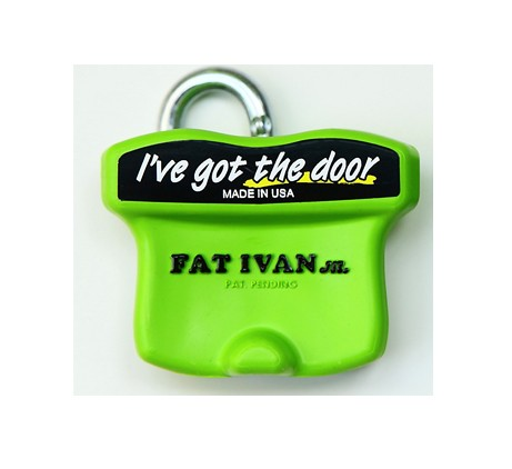 FatIvan JR - Small Lightweight Door Chock