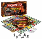 Firefighters Monopoly 2nd Alarm FINAL Edition - PERFECT GIFT!