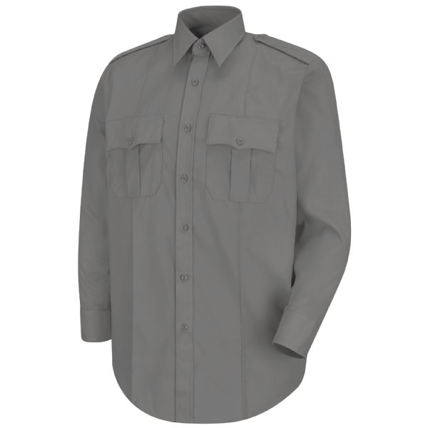 Horace Small Men's New Dimension Poplin Long Sleeve Shirt