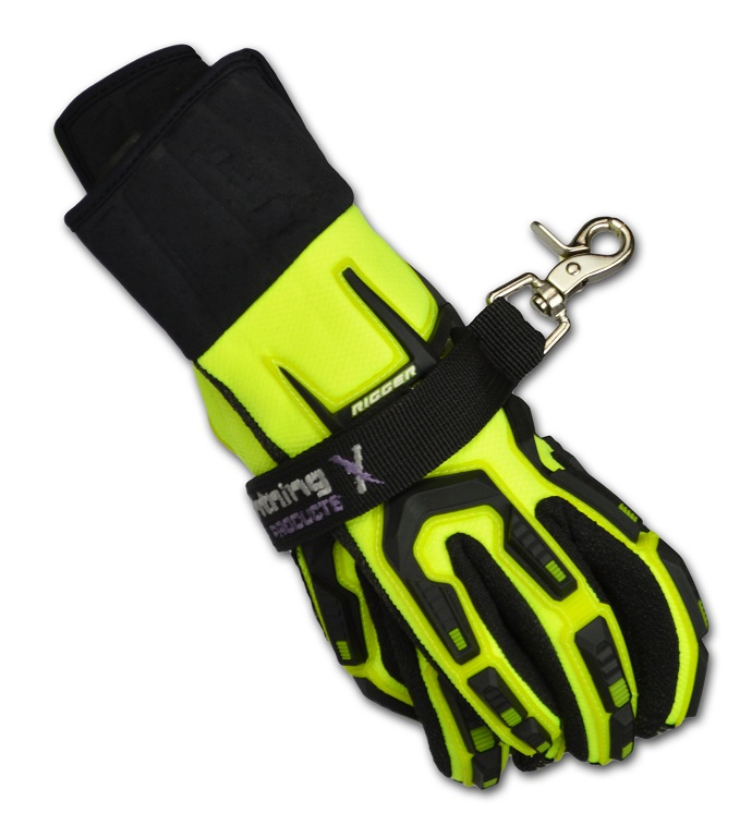 Lightning X LXFGS Value Nylon Webbing Glove Strap