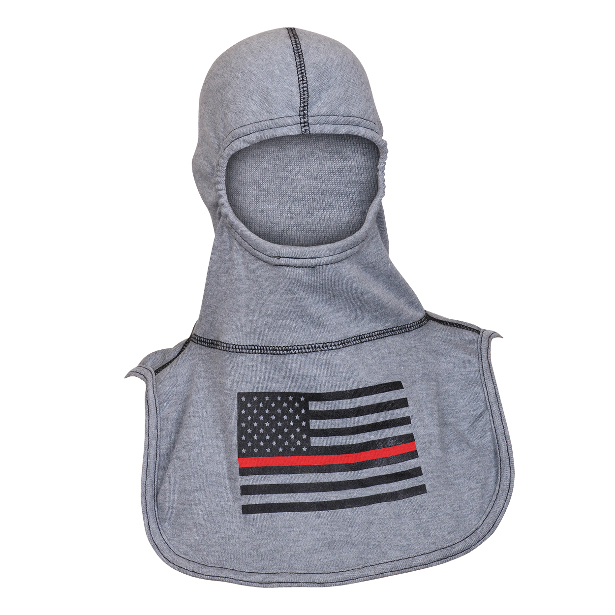 Majestic Fire Apparel Thin Red Line Firefighter Support Hood