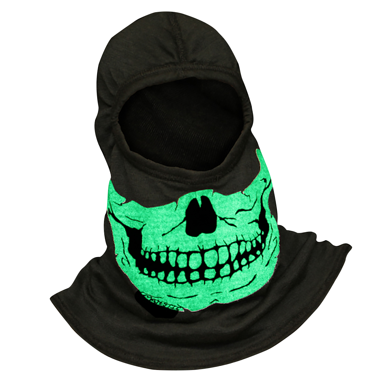 Majestic Fire Fire Ink Glow In The Dark Green Skull Pac