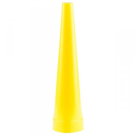 Nightstick 1200-YCONE Yellow Safety Cone - 1000/1100 & 1200 Series LED Lights