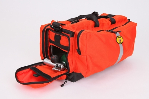 RB A600X-OR PACIFIC COAST MEGA MEDICS BAG ORANGE