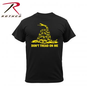 Rothco Don't Tread On Me Vintage T-Shirt
