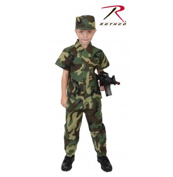 Rothco Kid's Soldier Costume