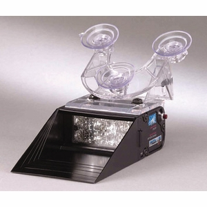 SoundOff Predator Single Windshield LED