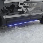 SoundOff Signal nLine Running Board Light -48 Inches (pair)