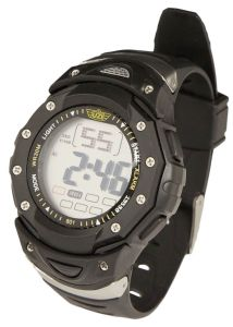 UZI Digital Sport Watch - Rubber Strap