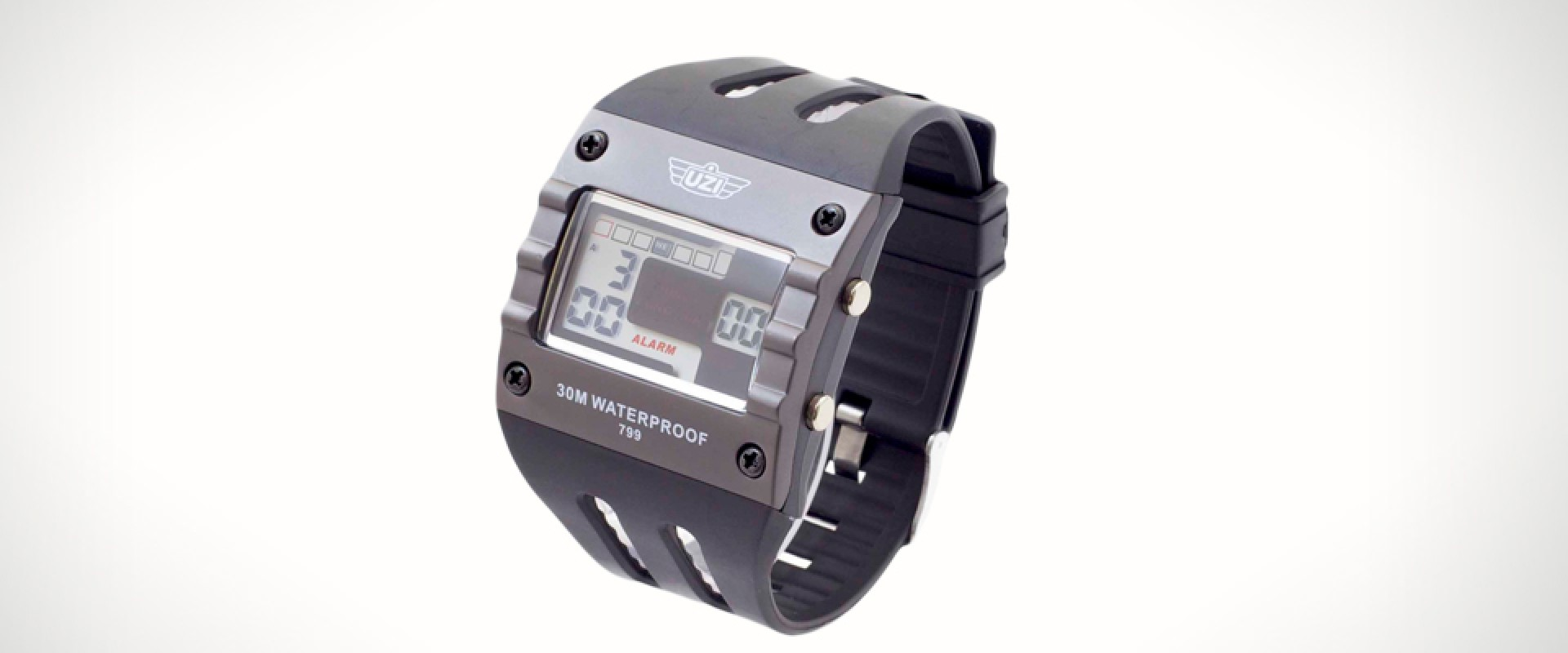 UZI Digital Watch 799