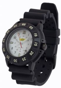 UZI Protector Watch - Rubber Strap