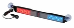 CLOSEOUT - Whelen Slimlighter ULTRA SUPER-LED Light RED/BLUE