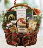 All the Best Holiday Gift Basket