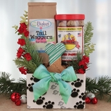 Holiday Dog Treats Gift