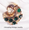 CAPRICORN JEWELS Pin