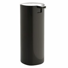 Alessi Birillo Dark Grey Tall Liquid Soap Dispenser