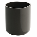 Alessi Birillo Dark Grey Toothbrush Holder