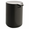 Alessi Birillo Dark Grey Wide Liquid Soap Dispenser