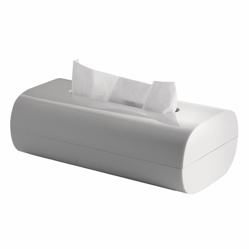 Alessi Birillo White Long Tissue Dispenser