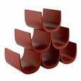 Alessi Noe Red Modular Wine Holder
