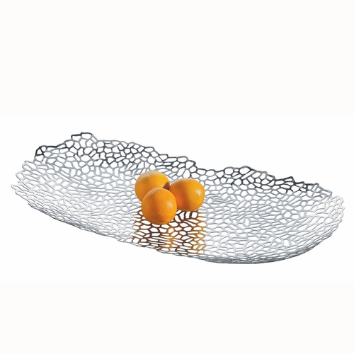 Alessi Opus Mirror Polish Centerpiece Bowl