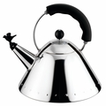 Alessi Replacement Black Whistle for Tea Kettle