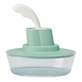 Alessi Ship Shape Mint Butter Dish