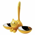 Alessi Tigrito Yellow Cat Bowl