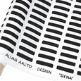 Artek Siena White / Black Fabric