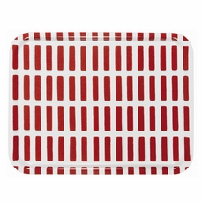 Artek Siena White / Red Large Tray