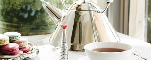 Modern Coffee & Tea Serveware