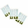 Cose Nuove Birch Forest Dishcloths (Set of 3)