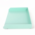 Design Ideas Simple Structure Mint Letter Tray