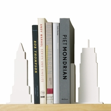 Design Ideas Skyline Bookends