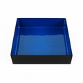 Design Ideas Small Aegean Mondrian Tray