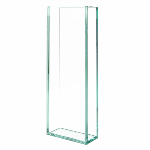 Design Ideas Medium Rectangle Vision Vase