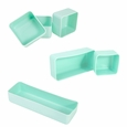 Design Ideas Squish Mint Drawer Stores Set