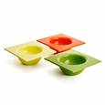 Design Memorabilia Squared Circle Bowls (Set of 3)