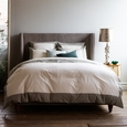 Dwell Studio Modern Border Smoke Bedding Set
