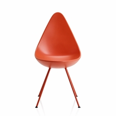 Fritz Hansen Plastic Drop Chair