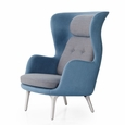 Fritz Hansen Ro Lounge Chair